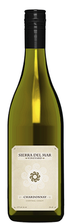 2017 Sierra Del Mar Vineyard Chardonnay, Central Coast