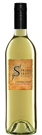 2018 Spring Street Winery, Sauvignon Blanc, Central Coast